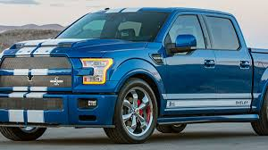 The 750 HP Shelby F-150 Super Snake Is 'Murica In Truck Form