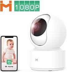 1080P Wireless Smart Home Indoor Baby IP Security <b>Camera</b>