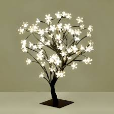 tree branch lighting. Christmas Xmas LED Lights Pre-Lit Cherry Blossom Bonsai Tree Indoor Outdoor (Warm White 48 / 45 Cm): Amazon.co.uk: Kitchen \u0026 Home Branch Lighting