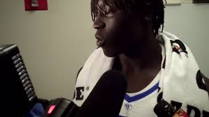 Wenyen Gabriel after going 7-7 from 3 against Alabama in the SEC tournament  - YouTube
