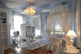 baby bedroom elegant boho nurseries crib nets stump table lampshade animals stuffed chandelier electric furnishings comfortable