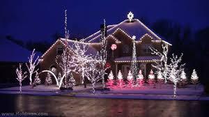 Pleasant Grove Farm Christmas Lights