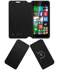 Xolo Q900s Flip Cover by ACM - Black ...