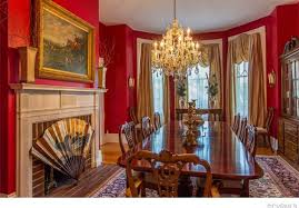 Red Dining Rooms Collection