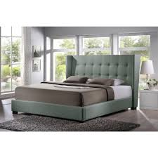 full size upholstered bed. Full Size Of Sofa Outstanding Grey Upholstered Bed King 20 Headboards In Great With Fabric E