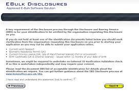 Guide Crb bulk Disclosure Online e qBBv0p