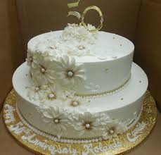 Silver Wedding Anniversary Cake Ideas Clue Calumet Bakery 50th