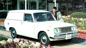 Toyota Corona Van RT40 '1965–69 - YouTube