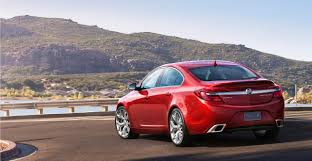 A German-Built Buick Regal Is Likely by 2017 | The News Wheel