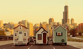 tiny house chicago. Three Tiny Houses On The Way To Chicago Deliver Sausages House G