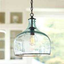 rustic glass pendant lighting. Rustic Glass Pendant Lighting Lights Astounding Blue . S