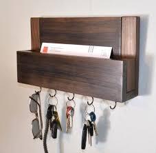 home key holder wall mounted mail organizer and key rack best mail and key holder ideas on home depot wall key holder