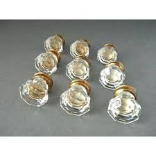 vintage glass knobs senalkacom antique eight point glass cabinet knobs sold individually vintage glass door knobs