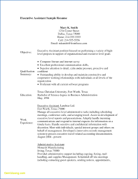 11 Resume Examples For Executive Administrative Assistant Resume