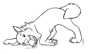 Free Printable Coloring Pages Boxer Dogs Boxer Dog Coloring Pages
