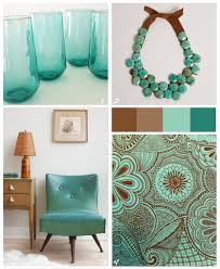 Turquoise Living Room Decor Turquoise Color Schemes Color Combo Brownturquoise Compliments