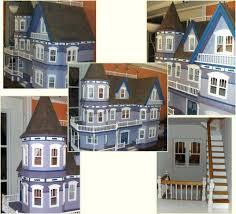 Homemade dollhouse furniture Wooden Handmade Kohlsbullcityfitorg Handmade Doll Houses Ature Homemade Cardboard Dollhouses Dollhouse