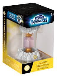 Light Creation Crystal Skylanders Imaginators Light Creation Crystal Imaginators