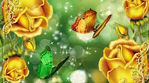 green and gold wallpaper 77409 hd wallpapers