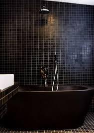 black bathroom. Back In Black Bathroom Design With 10 Ideas Luxury