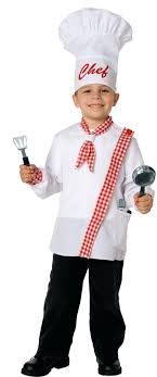 kids chefs costumes chef kids costume kit large image diy slime factory kids chefs costumes chef costume diy