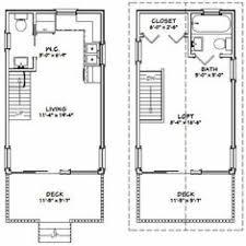 12x20 tiny houses pdf floor plans 452 sqexcellentfloorplans intended for 12x20 tiny house plans