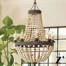 Wooden chandelier lighting Rustic Log America Style Vintage Country Wood Bead Made Work Chandelier Lamp Woodern E14 Lights Led Free Shipping Aliexpress America Style Vintage Country Wood Bead Made Work Chandelier Lamp