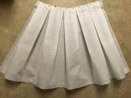 Pleated Skirt Pattern Custom Pleated Skirt The Sara Project