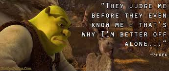 Shrek Quotes Cool Shrek Mirror Quotes Managementdynamics