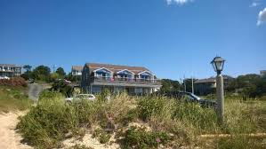 View Of Townhouse From Beach Picture Of Chatham Tides