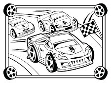 Racing Cars Coloring Pages Race Car Coloring Pages Cars Coloring
