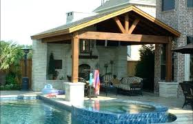 wooden patio ideas medium size lean to patio cover roof replacement cost porch flat large size building
