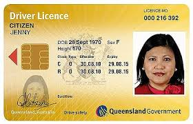 Queensland - Licence Driver Forfreehard