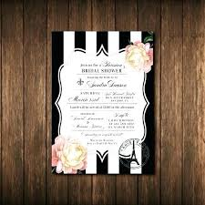 Invitation Cards Sample French Themed Dinner Party Invitations