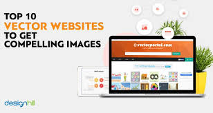 Top 10 Vector Websites To Get Compelling Images