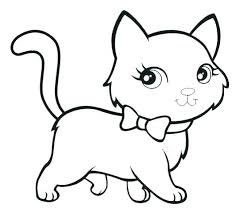 Coloring Pages Anime Cat Coloring Pages Cute Me X Kitty Coloring