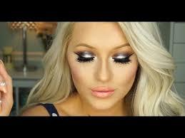 full glam date night makeup tutorial babsbeauty