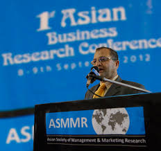 Asian business research conference