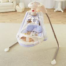 Starlight Papasan Cradle Swing | K7924 | Fisher-Price