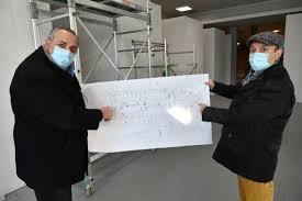Forlì, aperto il punto vaccinazioni anti Covid alla Fiera - VIDEO