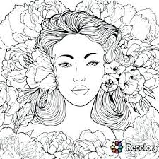 Hair Color App Android Re Best Of Coloring Pages For Recolor And