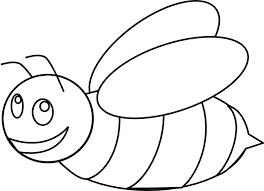 Small Picture Bee coloring pages for toddlers ColoringStar
