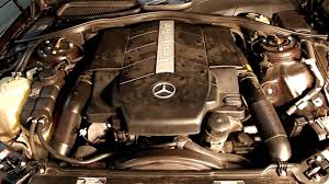 M113 5.0 V8 Mercedes Benz S500 Running after new CPS - YouTube