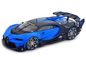 Hot wheels bugatti veyron first edition good condition. Bugatti Vision Gt 2015 Blue Autoart Scale 1 18 70986 Racing Modelismo