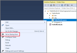 Develop code without projects or solutions - Visual Studio ...