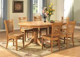 solid oak round dining table 6 chairs top dining room 6 chair dining table set on