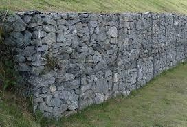 gabion retaining walls stone walls