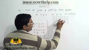 ncert solutions for class 9 maths chapter 4 exercise 4 3 question 1 you