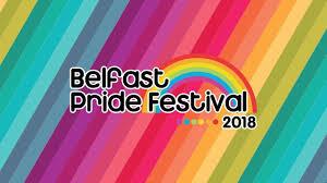 Belfast Pride Diverse Equal Proud