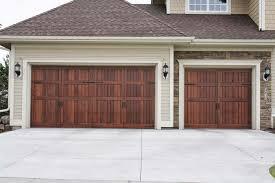 wood double garage door. Garage Door Gallery (15) Wood Double N